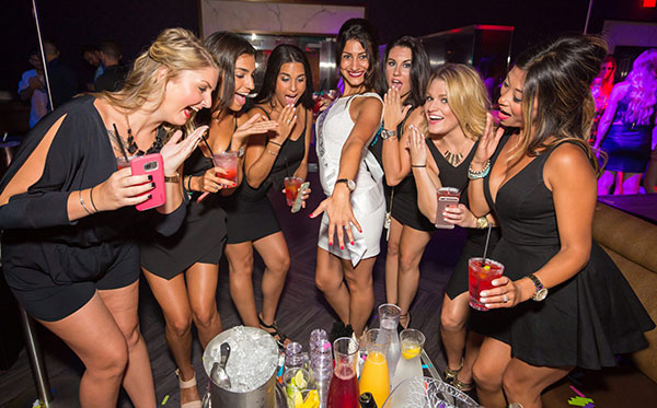 Bachelorette Party Service